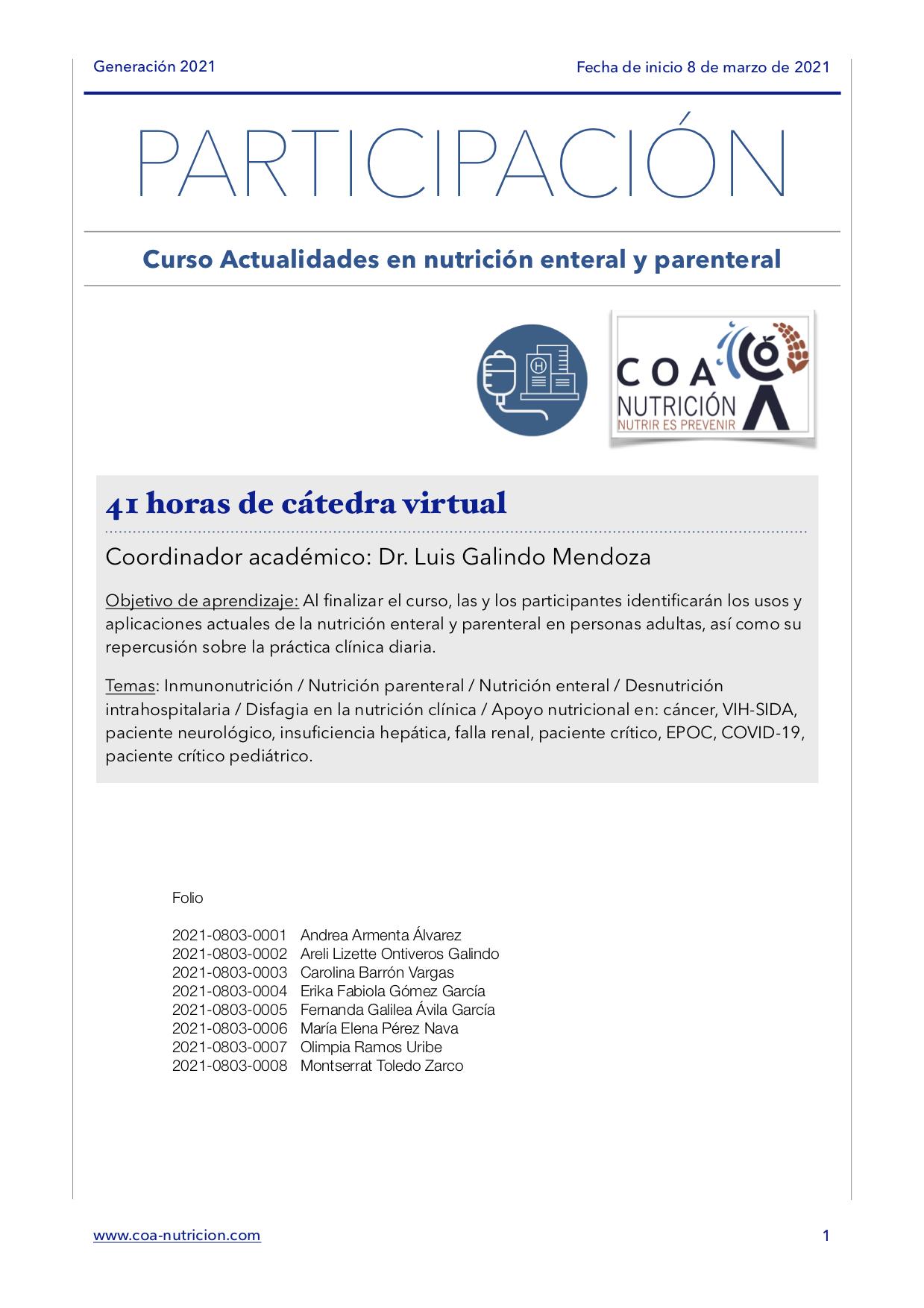 Verificación CANEP21