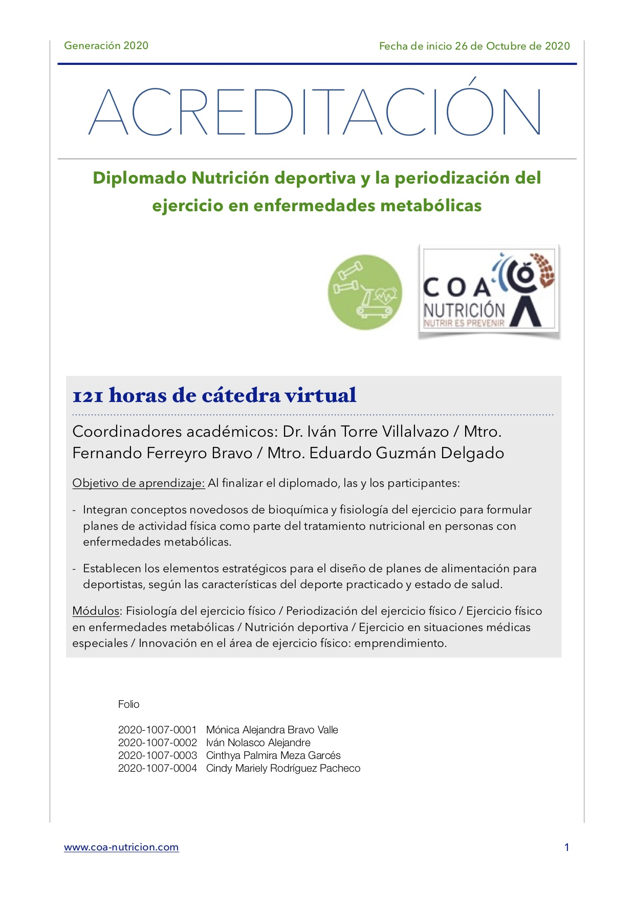 Verificación DEjercicio20aD-COA
